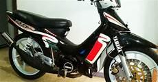 Yamaha Scorpio Modif Jari Jari by Modifikasi Yamaha Scorpio Velg Jari Jari