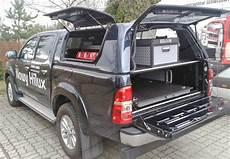 Toyota Hilux Hardtops Rh2 Professional Hardtop S2