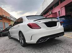 dealkarde c class w205 amg look facelift kit rs