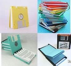 11 originales ideas que puedes hacer en casa con esos viejos disquetes clases manualidades