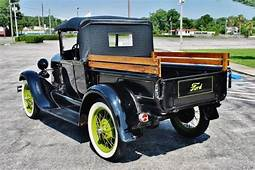 1929 Ford Model A Roadster Pick Up Truck In Excellent