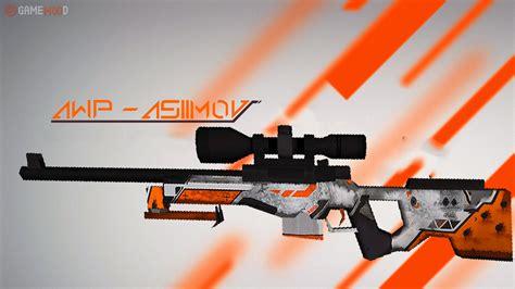 Cs Go M4 Asiimov