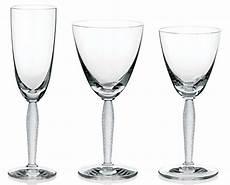 bicchieri lalique bicchiere argenteria dabbene liste nozze