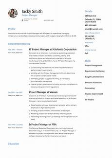 project manager resume full guide 12 exles word pdf 2019