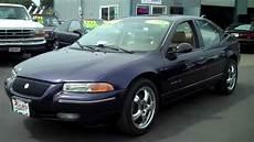 car manuals free online 1998 chrysler cirrus navigation system 1998 chrysler cirrus lxi sold youtube