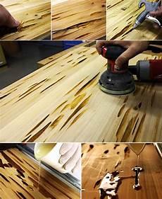tisch selber machen leuchtender couchtisch aus holz selber bauen diy