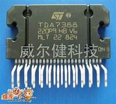 Tda7388 Ic Basic Circuit Circuit Diagram Seekic