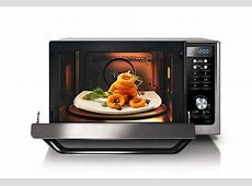 Samsung Slim Fry Microwave Designed For Healthy Eaters