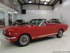 1965 FORD MUSTANG GT CONVERTIBLE – Daniel Schmitt & Co