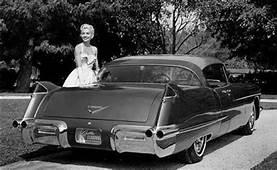 Automobile Brands Of The Past 1955 Cadillac Eldorado