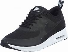 nike air max thea w shoes black