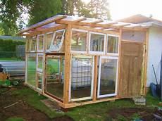 gewächshaus selber bauen alte fenster greenhouse made from windows window greenhouses