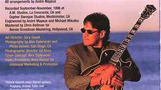 smooth jazz guitarists smooth jazz from guitarist yandall quot a lasting embrace quot