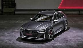 All New Audi RS6 Avant Revealed  Carscoza