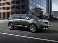 Premiere In Der Neue Peugeot 5008 Auto Motor At