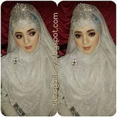 Tutorial Make Up Pengantin Modern Jilbab Gucci