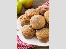 apple cinnamon muffins_image