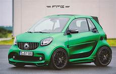 smart fortwo brabus gets the oem tuning treatment
