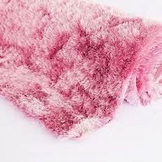 rosa tapete tapete peludo gold cor 4 rosa beb 234 1 00x1 50m edantex
