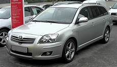 file toyota avensis combi ii facelift front jpg