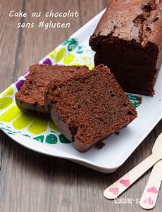 Cake Au Chocolat Sans Gluten Cuisine Saine Sans