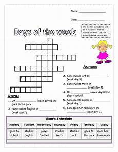 worksheets days of the week 18823 days of the week worksheets activity shelter
