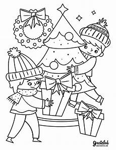 Frohe Weihnachten Malvorlagen 5 Coloring Pages Your Will