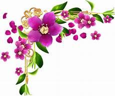 bordure en fleur coins bordures page 79