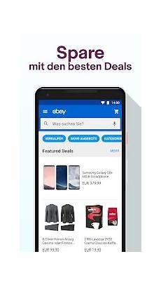 ebay sommer shopping angebote jetzt deals finden apps