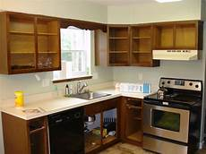 how to refinish kitchen cabinets with several easy steps designwalls com