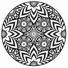items similar to mandala coloring page instant pdf printable coloring page flowers