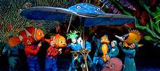 attraction nemo disney finding nemo the musical second to the right disney
