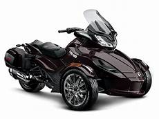 2013 Can Am Spyder St Limited Motorcycle Photos And Specs