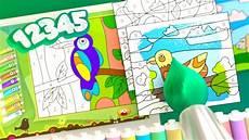 malen nach zahlen neues malvorlagen buch app coloring
