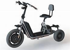 Elektro Scooter Mit Sitz Dreirad - neufahrzeuge e funmobile atv ag