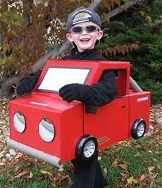 Costume For Cars by Greening Your Recyclenation