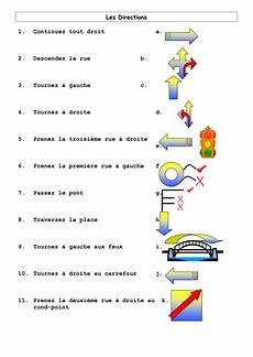 directions worksheet tes 11848 les directions worksheet teaching resources