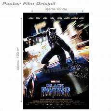 jual poster black panther original one