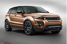 2014 Range Rover Evoque Upgraded Team Bhp