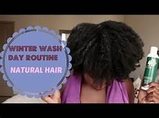 my winter wash day routine 4c hair 2017 youtube