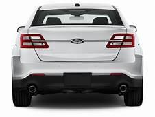 Image 2013 Ford Taurus 4 Door Sedan Limited FWD Rear