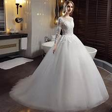 Sleeve Wedding Gowns