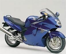 Honda Cbr 1100 Xx Blackbird 1997 1998 Autoevolution