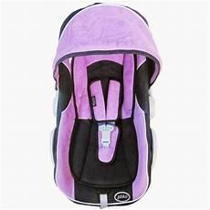 jual tempat duduk bayi di mobil pliko baby carrier car seat pk02 ungu
