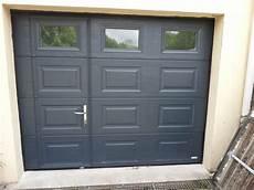 porte de garage basculante non debordante brico depot