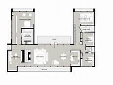 u shaped house plans with pool in middle how to draw u shaped house plans with pool in middle
