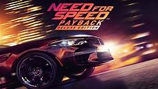 need for speed payback soundtrack gaming mix