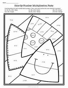 free 4th grade color by number worksheets 16315 fall math color by number free math worksheets fourth grade math math