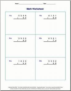 math worksheets grade 5 multiplication and division 6611 grade 5 multiplication worksheets