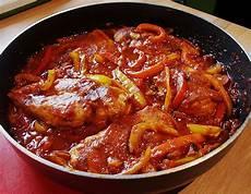 zigeuner schnitzel aus dem ofen 1k rezepte